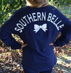 🌸Southern Belle 🎀 Spirit Jersey🌸